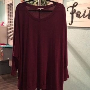 Charlotte Russe NWT Lightweight sweater